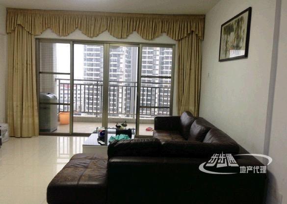 兴华广场 3室2厅2卫2阳台 120平米